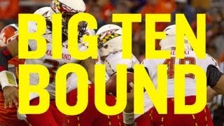 Maryland and Rutgers Join the Big Ten