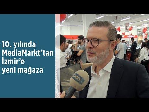 10. yılında MediaMarkt'tan İzmir'e yeni mağaza