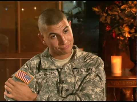 An American Soldier, who happens to be Muslim - The Documentary