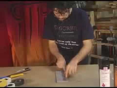 Tapes, Tools, and Materials in Foamsmithing