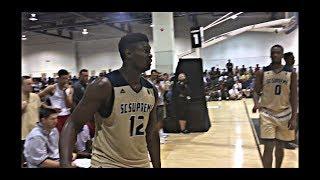 Zion Williamson vs New Orleans Elite 17U