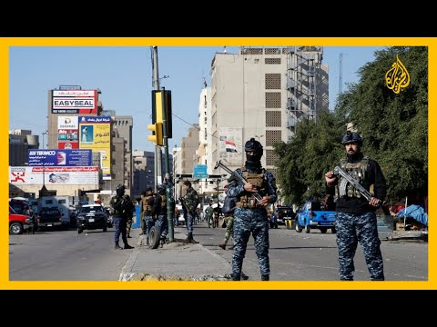 الرئيس العراقي يدين التفجير المزدوج ببغداد وأصابع الاتهام تتجه لتنظيم الدولة  - نشر قبل 2 ساعة