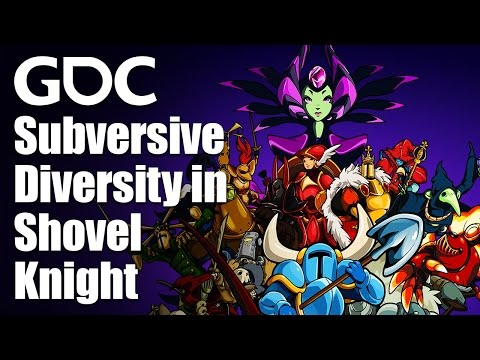 Knights, Fist Fights, Lasers & Catacombs: Subversive Diversity to Improve Our Games