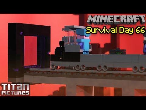 Lego Minecraft Survival 66
