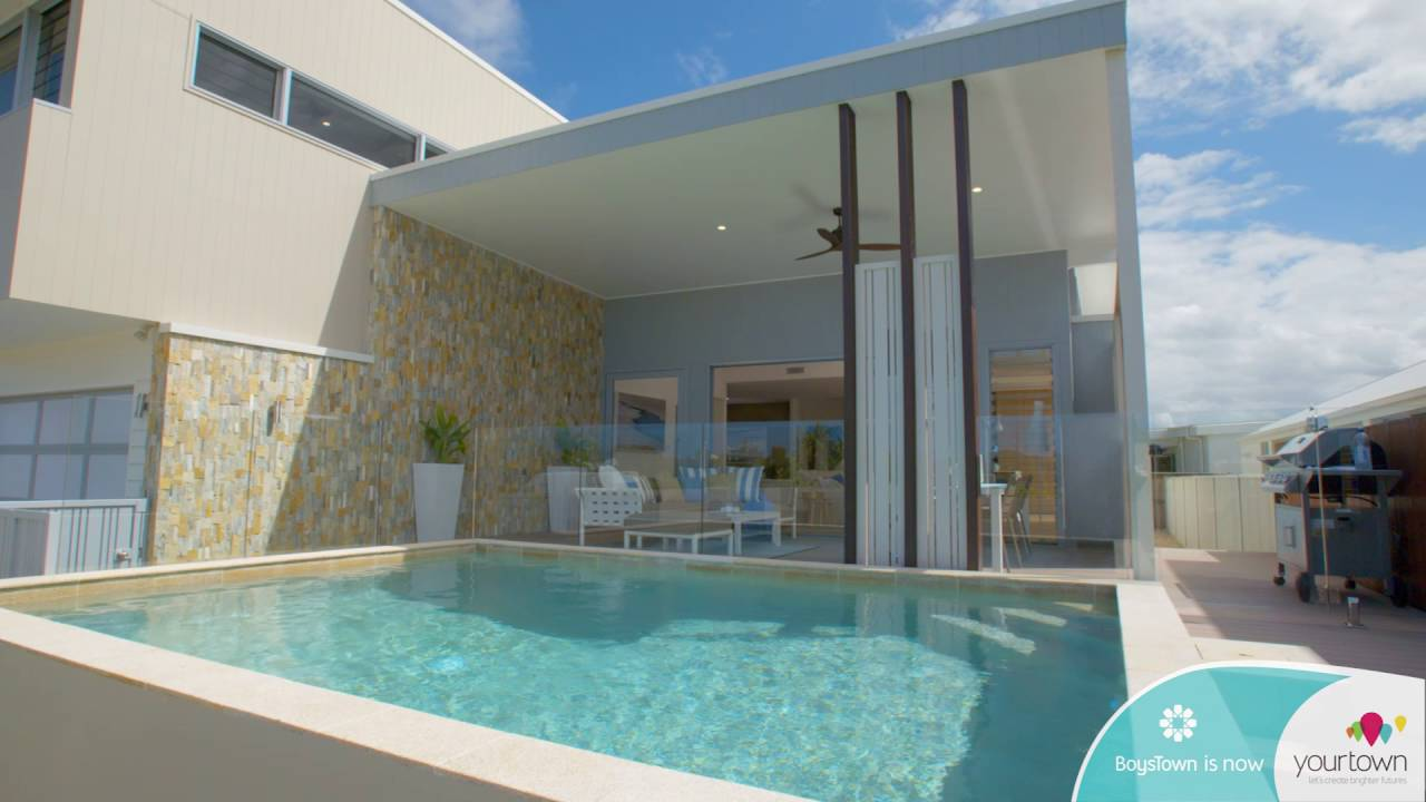 Art union prize homes sunshine coast