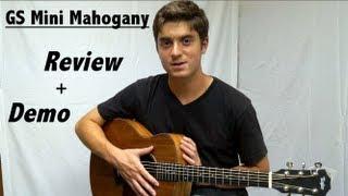 Taylor GS Mini Mahogany: Review + Demo