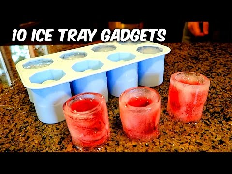 Thumbnail: 10 Ice Tray Gadgets You Must Know About