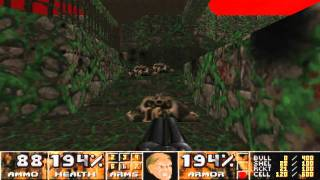 "[Doom 2] Scythe 2 - Map 23 ""Whispering Winds"" UV-Max"