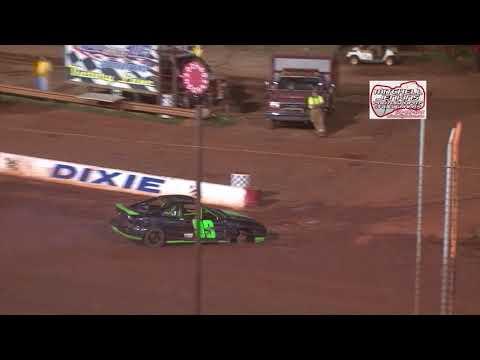 Dixie Speedway 9/9/17 Street Stinger Feature!
