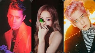 EXO  BLACKPINK - BELIEVER OBSESSION  KILL THIS LOVE