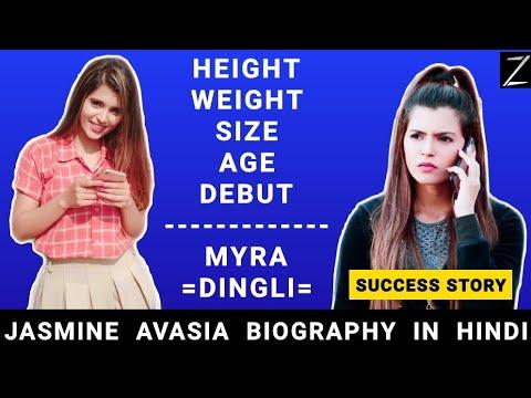 Download Jasmine Avasia Biography Lifestyle In Hindi pyar ki luka chuppi cast myra tv shows Age hot ZIGYASA