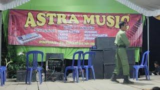 MAJENUN CEK SOUND ASTRA MUSIK || J1 PRODUCTION