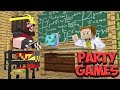 Učím ALKANA Minecraft #1 [Party Games]