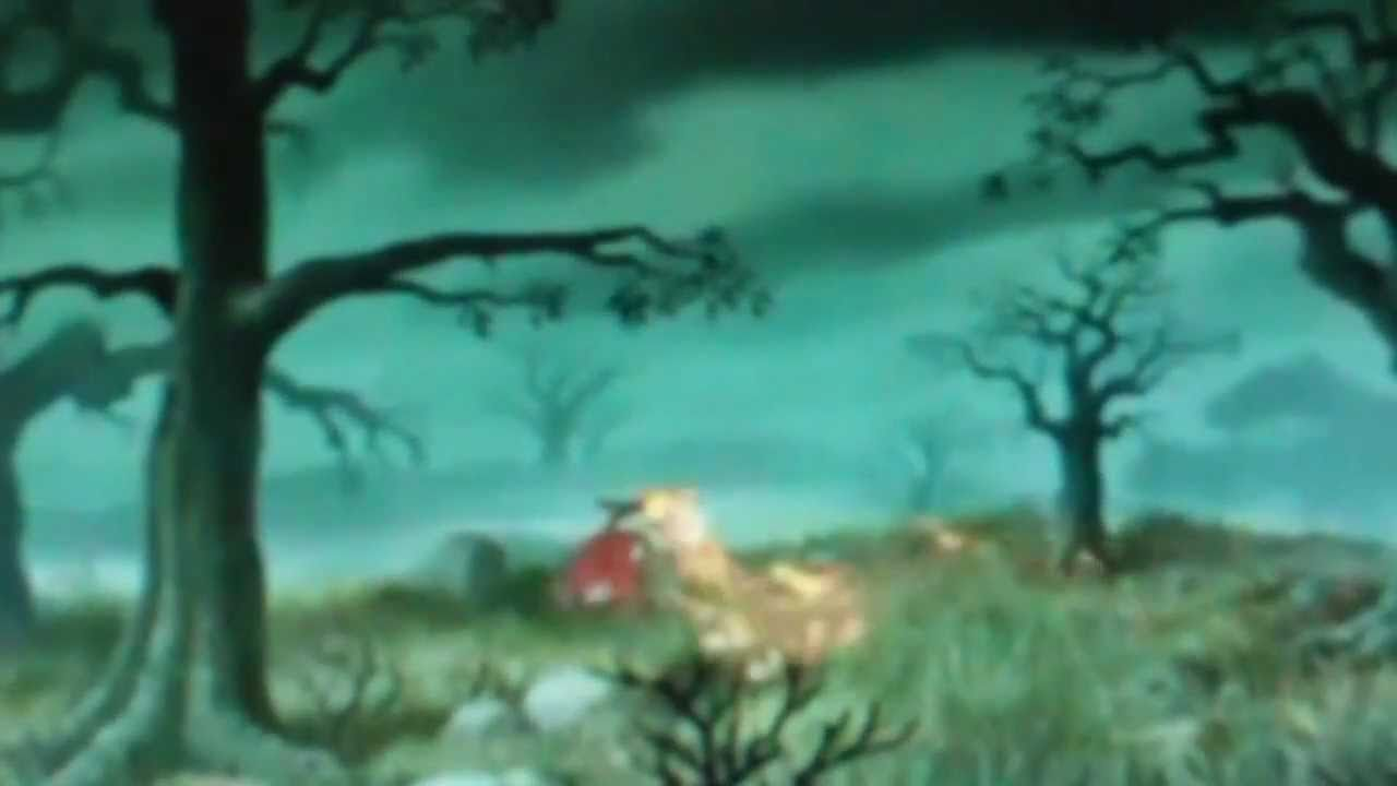 Alice Robin Hood And Pooh With Bambi Jungle Book Final