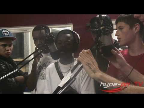 LiL 2- Ray (YTU13) - Live On Newport City Radio
