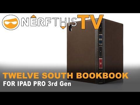 TWELVE SOUTH BOOKBOOK IPAD PRO 3RD GEN | I fixed my Bookbook | 4K