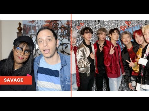 BTS DISSING EACH OTHER REACTION (BTS REACTION)