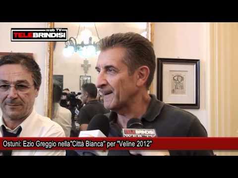 Ostuni: Ezio Greggio nella''Città Bianca'' per ''Veline 2012''