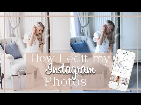 HOW I EDIT MY INSTAGRAM PHOTOS + Launching my own Presets!!    // Fashion Mumblr