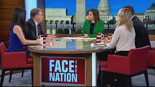 Face The Nation - Jeffrey Goldberg, Ben Domenech, Eliana Johnson