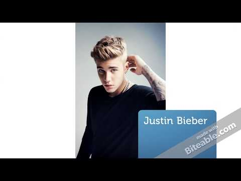 Justin Bieber | Celebrity Information