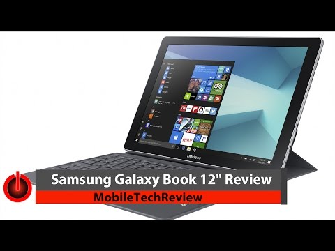 Samsung Galaxy Book 12″ Review