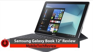"Samsung Galaxy Book 12"" Review"