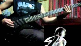 Pantera - Mouth for War ~ John Wolfrik bass cover