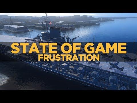 World of Warships - State of Game Frustration[Language]