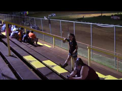 Aug 18 2018 Feature rookie limited modified Baton Rouge Raceway