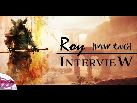 Guild Wars 2 Interview | Roy, Shout Caster/Twitch Streamer | The Herald