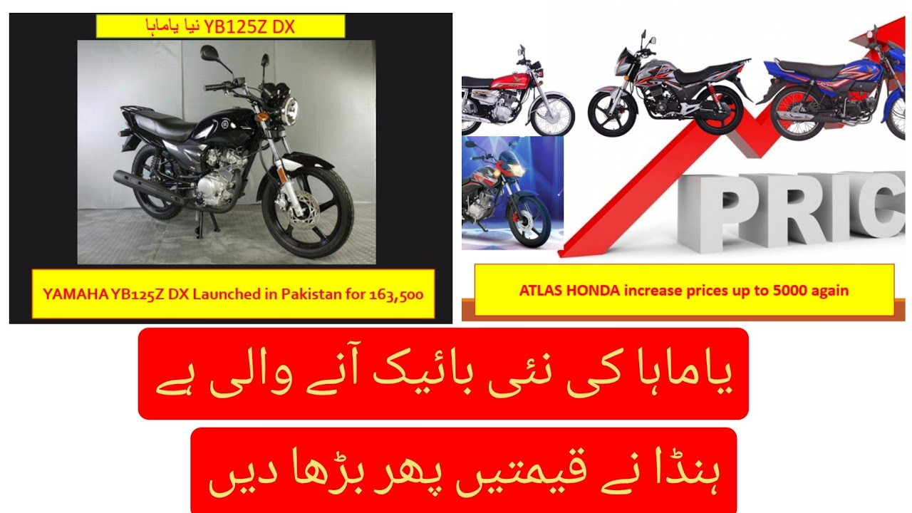 New Motorcycle updates | Horsepower Pakistan
