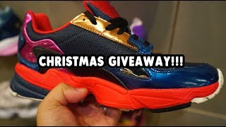 Adidas Christmas Gift Guide and Giveaway 2018 // Pick your sneaker!