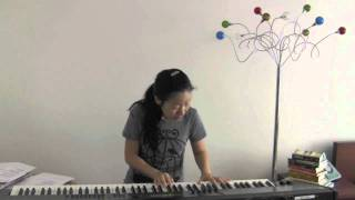 "Cate Song - ""Worth It All"" (Rita Springer Cover) 10-21-11"