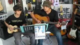 7-ONE BAND 音樂鐵人 I LOVE YOU 你懂不懂 吉他與烏克麗麗版本 UKULELE