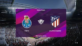 PES PLATINUM CHAMPIONSHIP - ATH MADRID V FC PORTO
