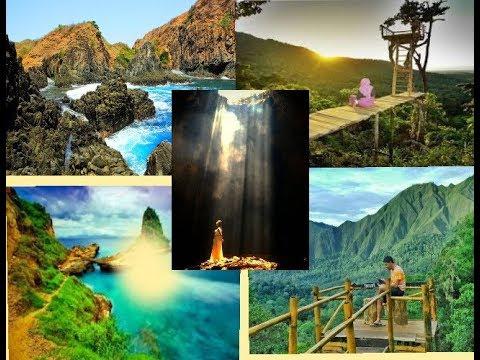 Wisata dan Spot photo keren di lombok terbaru 2018