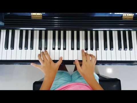 Chloe Lim: playing 'Rock Pools' by Sarah Watts :)