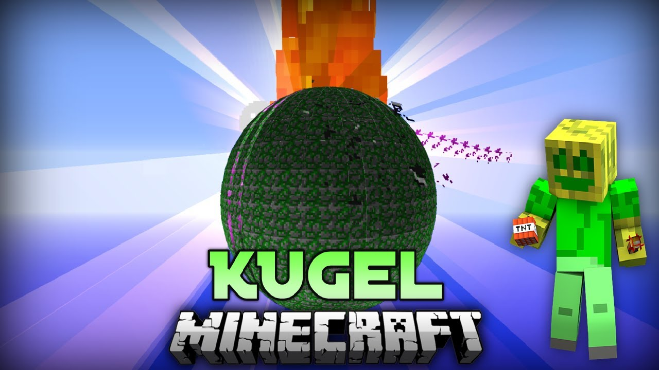kreis kugel in minecraft minecraft map making 12 deutsch hd youtube. Black Bedroom Furniture Sets. Home Design Ideas
