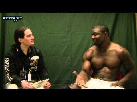 Shelton Benjamin shoots on WWE thumbnail