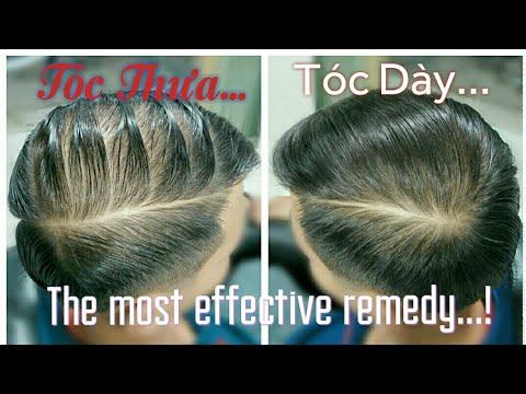 Bí quyết đơn giản để mái tóc THƯA trở nên ĐẦY ĐẶN hơn bao giờ hết