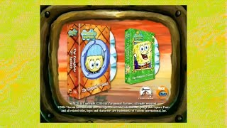 Spongebob Squarepants Complete  Second Season  Commercial