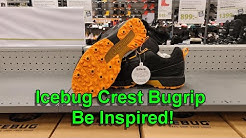 IceBug Crest Bugrip | Be Inspired! A Shoe4You Review!