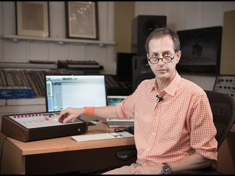 Engineer Brad Wood talks about the Rupert Neve Designs 5060