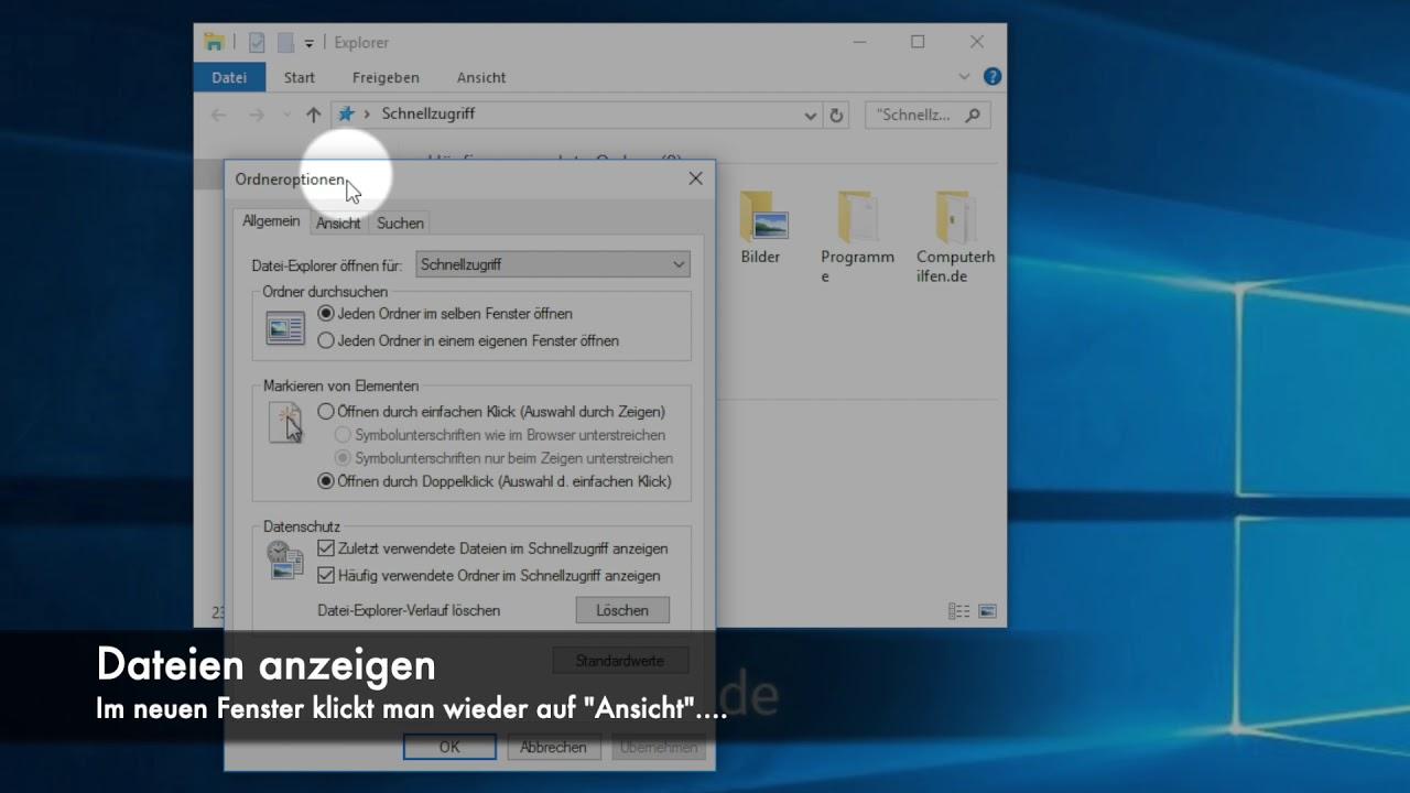 Versteckte Ordner Anzeigen Windows 7