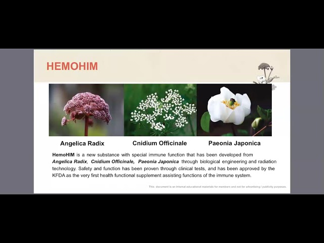 Why is Hemohim so important? & Why You should Drink! Post Gambling Lifestyle!