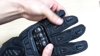 Обзор на кожаные перчатки Modeka RAZOR от Flipup.ru (магазин мотоэкипировки)