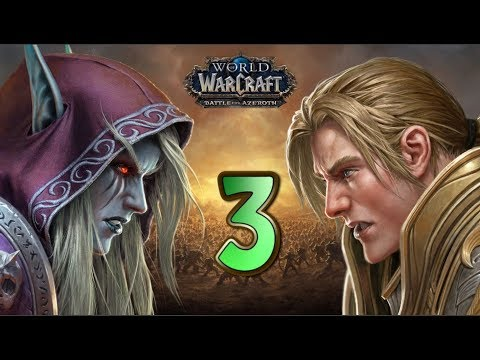 Balathos Plays!: Battle for Azeroth Beta 3