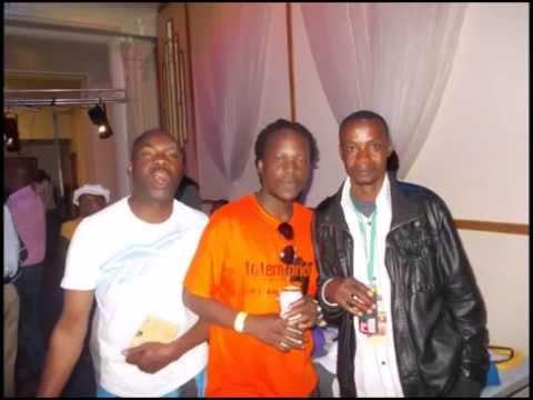 Major E, Booker T & Malvin S Moyo muti