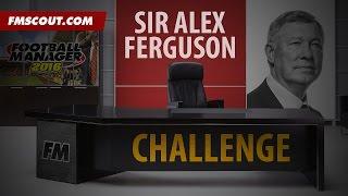 Football Manager 2016 - Job Centre - The Sir Alex Ferguson Challenge